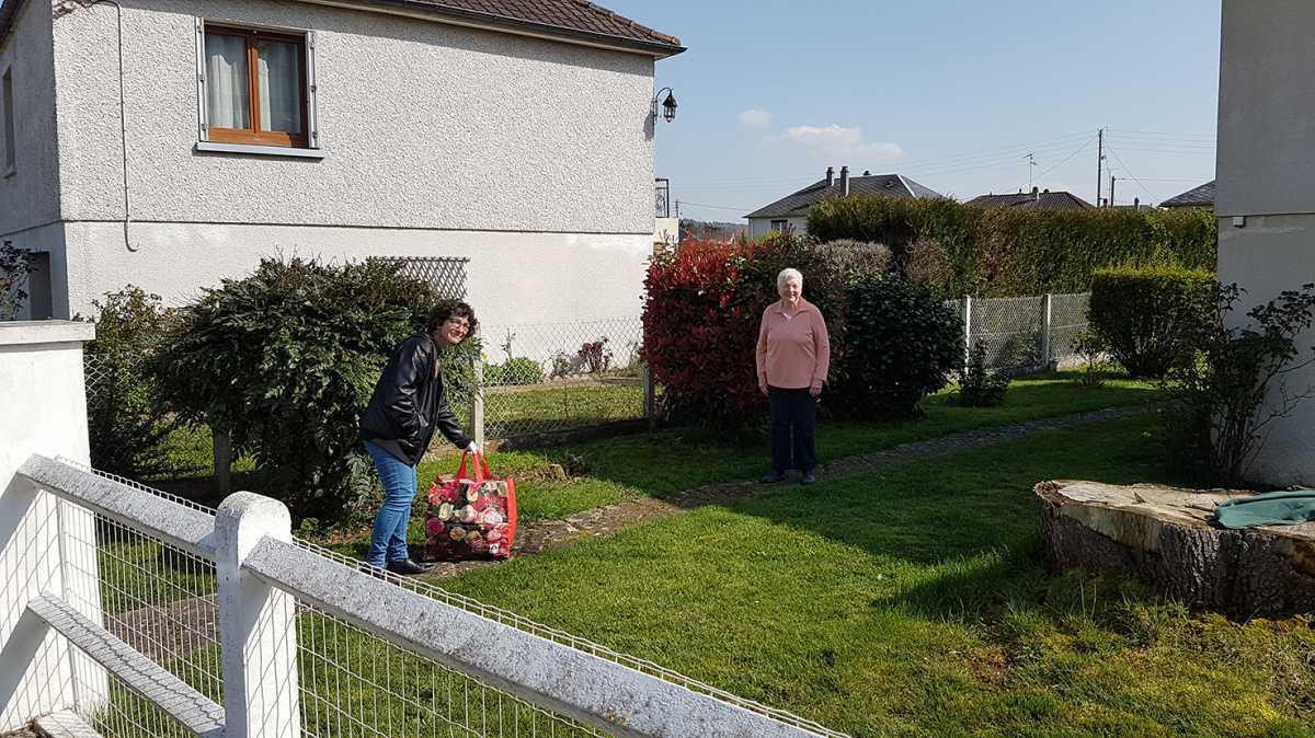 Covid-19 : le plein de solidarité dans les communes du canton de Saint-André-de-l'Eure