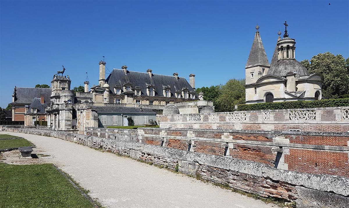 Château d'Anet : la saison peut commencer !