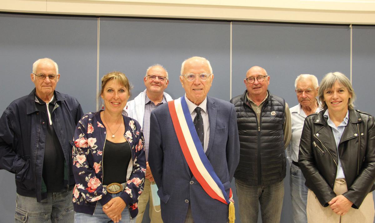 Chérisy : Michel Lethuillier élu pour un huitième mandat