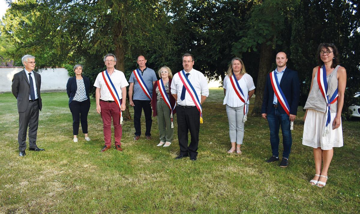 Saint-André-de-l'Eure : Franck Bernard, réélu sur sa lancée
