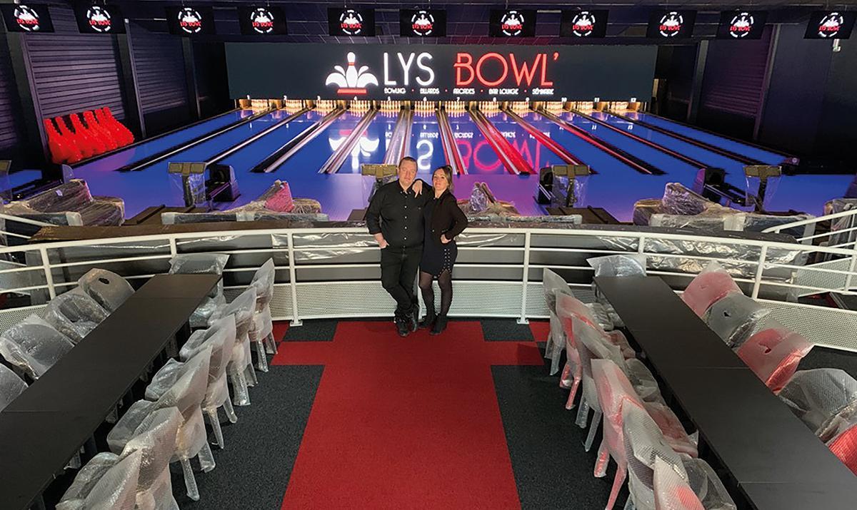 Lys Bowl : le bowling de retour à Houdan !