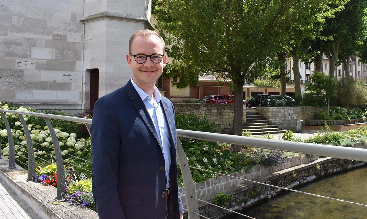 Second tour Évreux : Guillaume Rouger veut privilégier la reprise économique