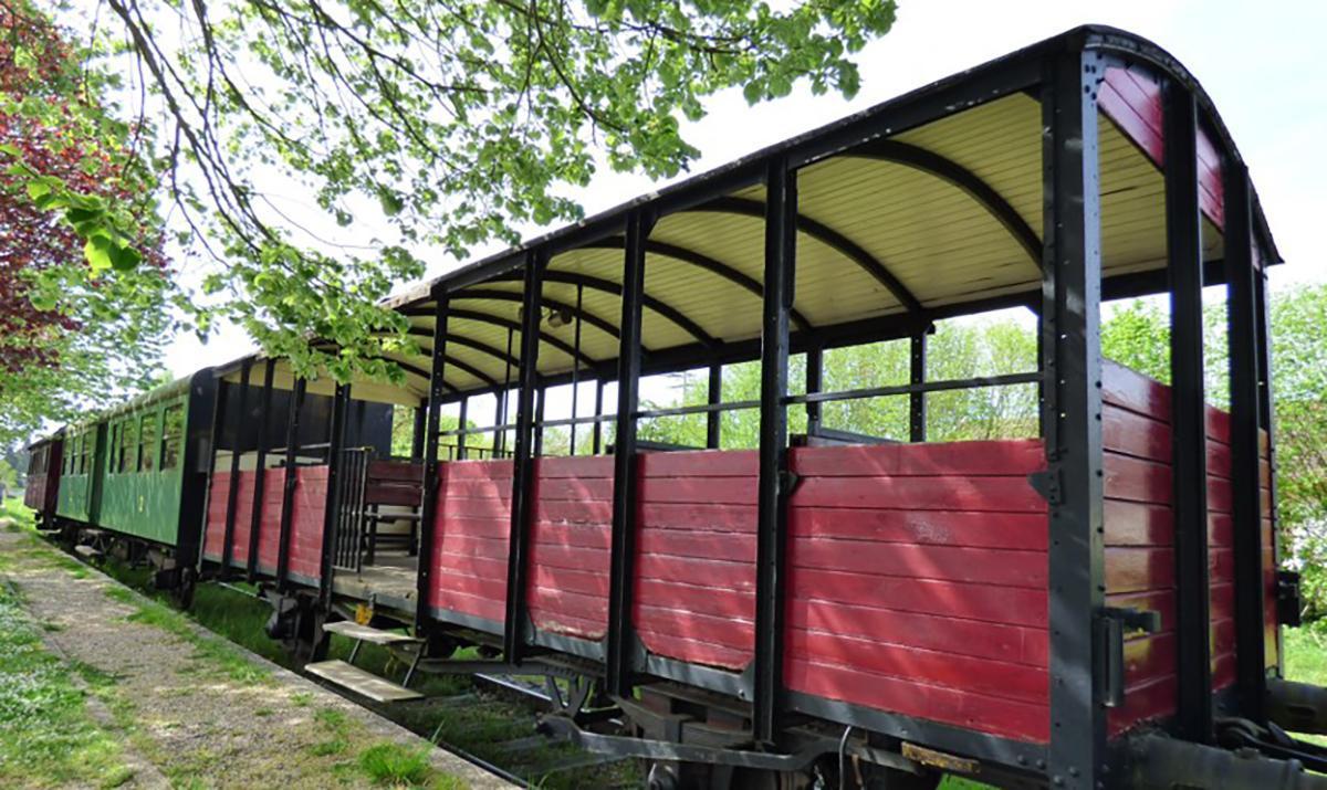 Pacy-sur-Eure : le train touristique à nouveau sur les rails