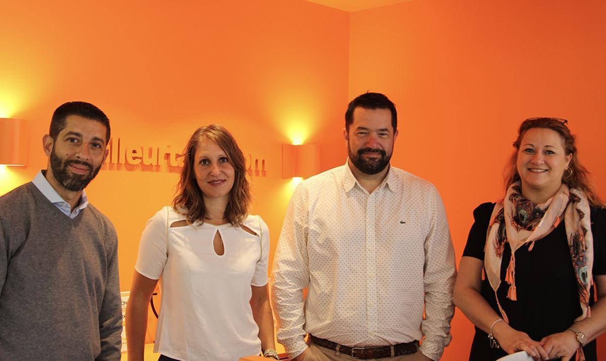 L'agence Meilleurtaux.com présente sa nouvelle équipe