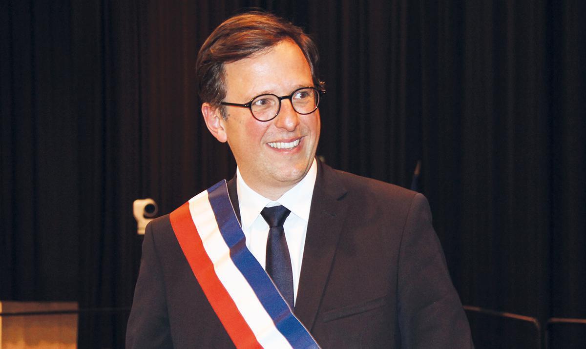 Pierre-Frédéric Billet élu maire de Dreux
