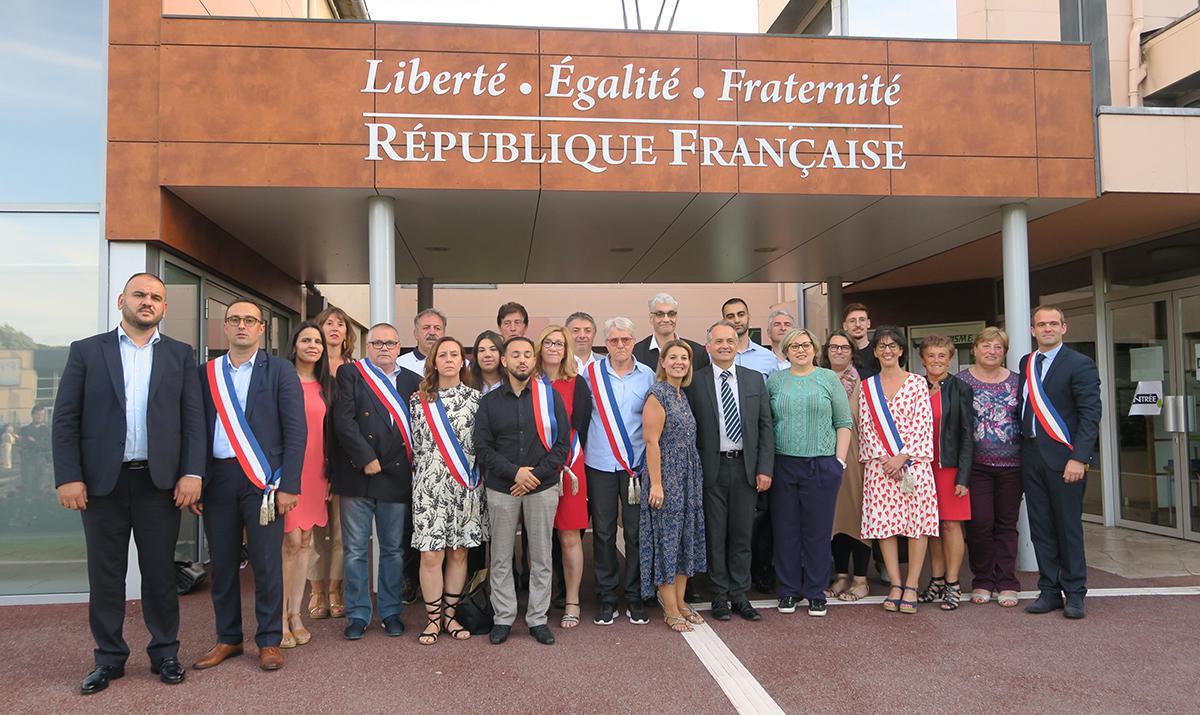 Damien Stépho élu maire de Vernouillet