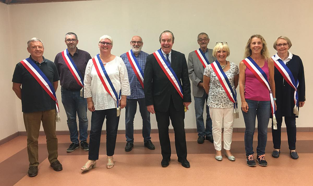 Patrick Riehl réélu maire de Saint-Rémy-sur-Avre