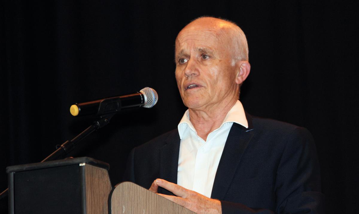 Gérard Sourisseau succède à Gérard Hamel à L'Agglo du Pays de Dreux