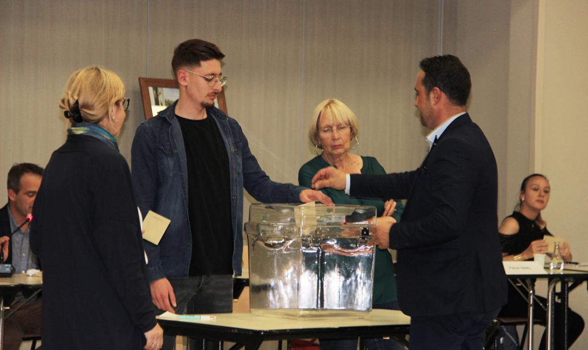 Vernouillet : un conseil municipal très court pour élire neuf suppléants pour les sénatoriales