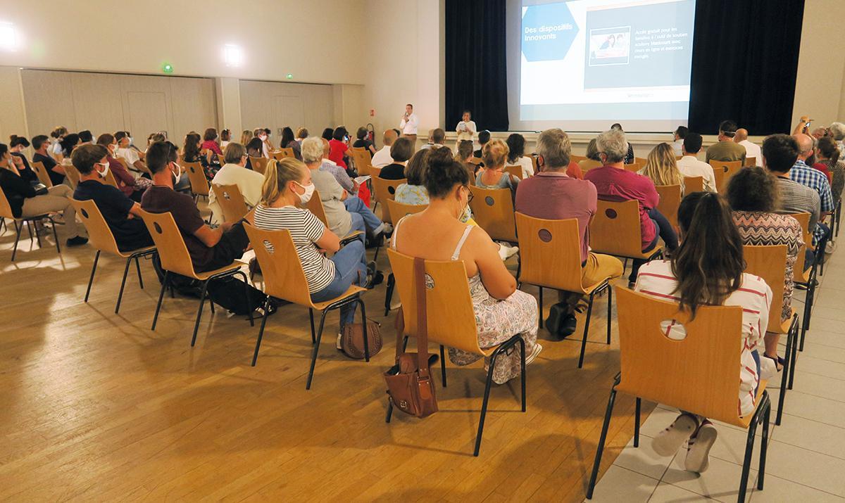 La ville de Vernouillet accueille ses nouveaux enseignants