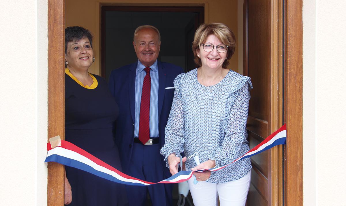 Sainte-Gemme-Moronval : la Maison de la Petite Enfance inaugurée