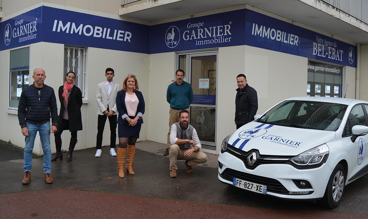 Garnier Immobilier, l'expertise au service des clients