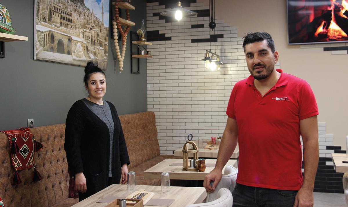 Broch'Et : des spécialités et saveurs turques à emporter