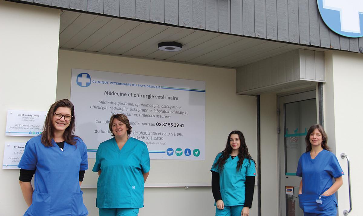 Une clinique vétérinaire s'implante à Vernouillet