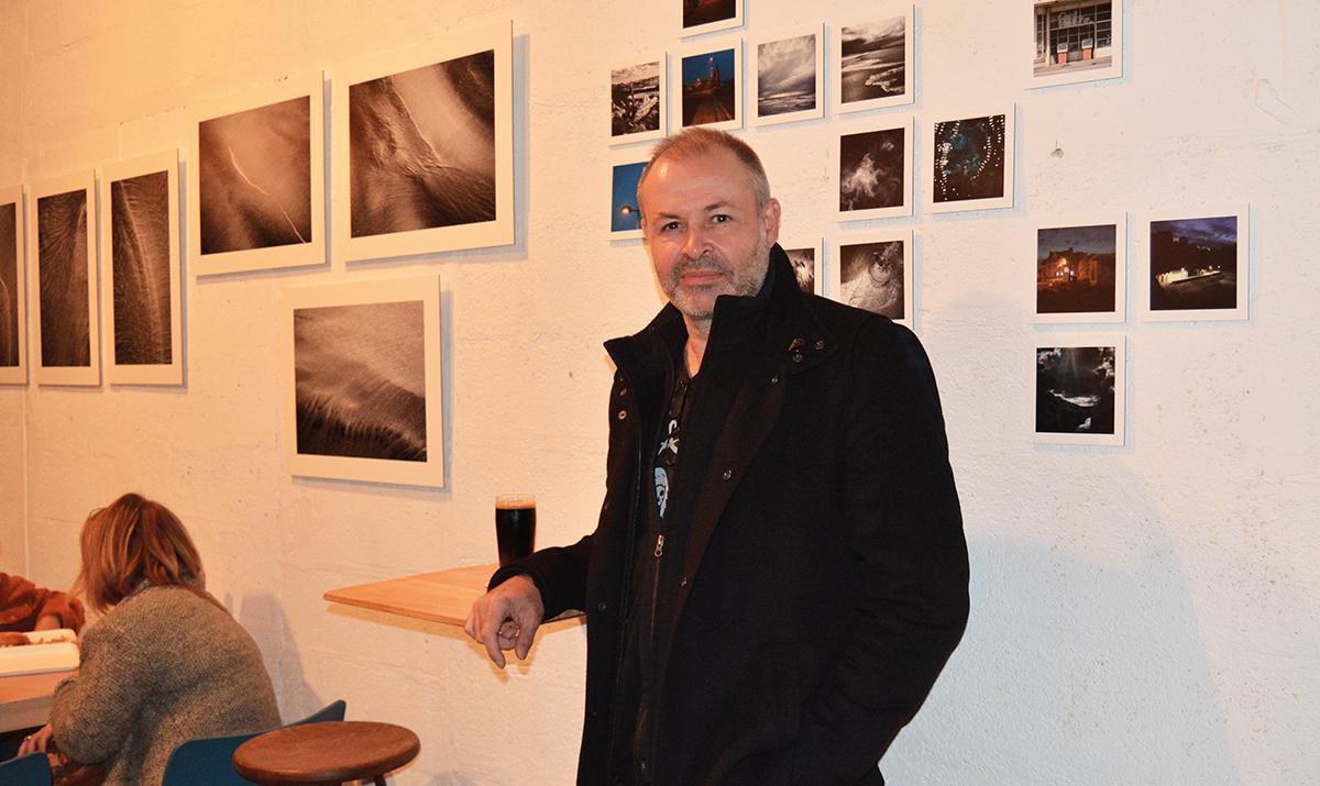 Vincent Connétable expose à la brasserie Spore