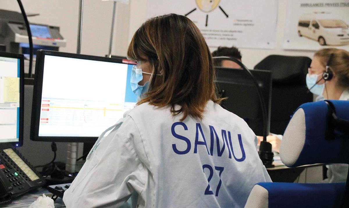 Le CH Eure-Seine au cœur du combat contre la crise sanitaire