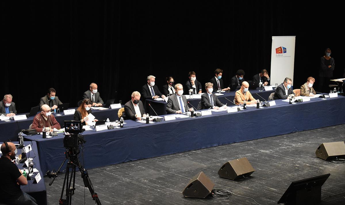 Conseil communautaire d'EPN : beaucoup de dossiers à l'ordre du jour