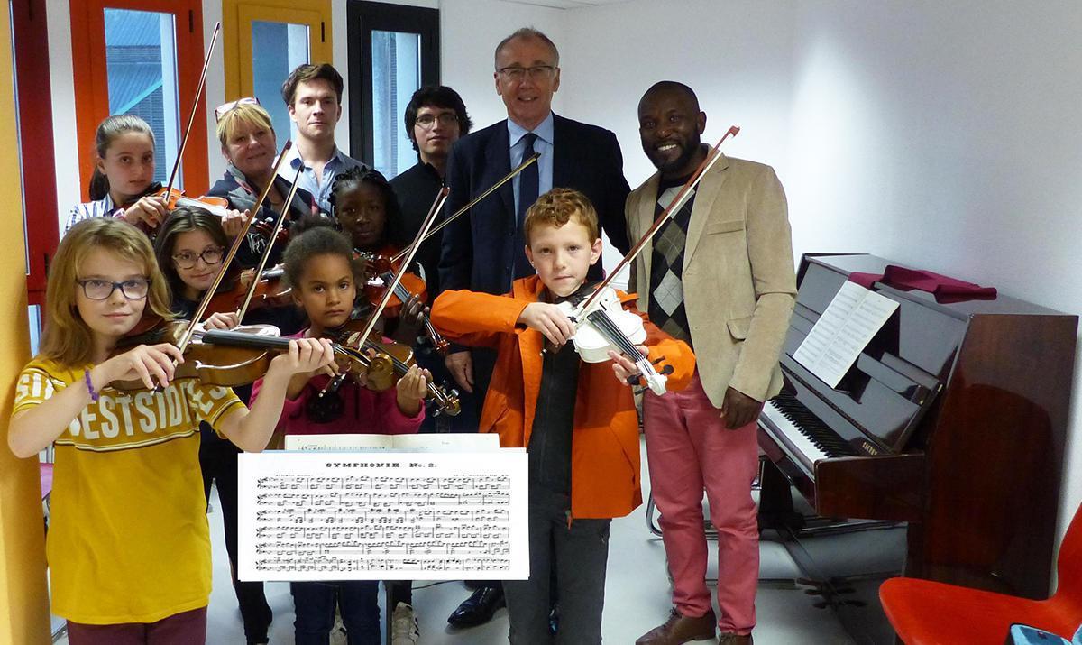 Déclic Classic à La Madeleine : apprendre la Musique Classique