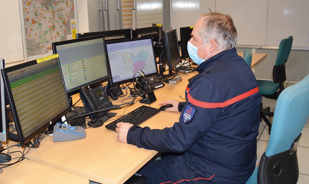 Le Centre de Traitement de l'Alerte, point de convergence des appels d'urgence