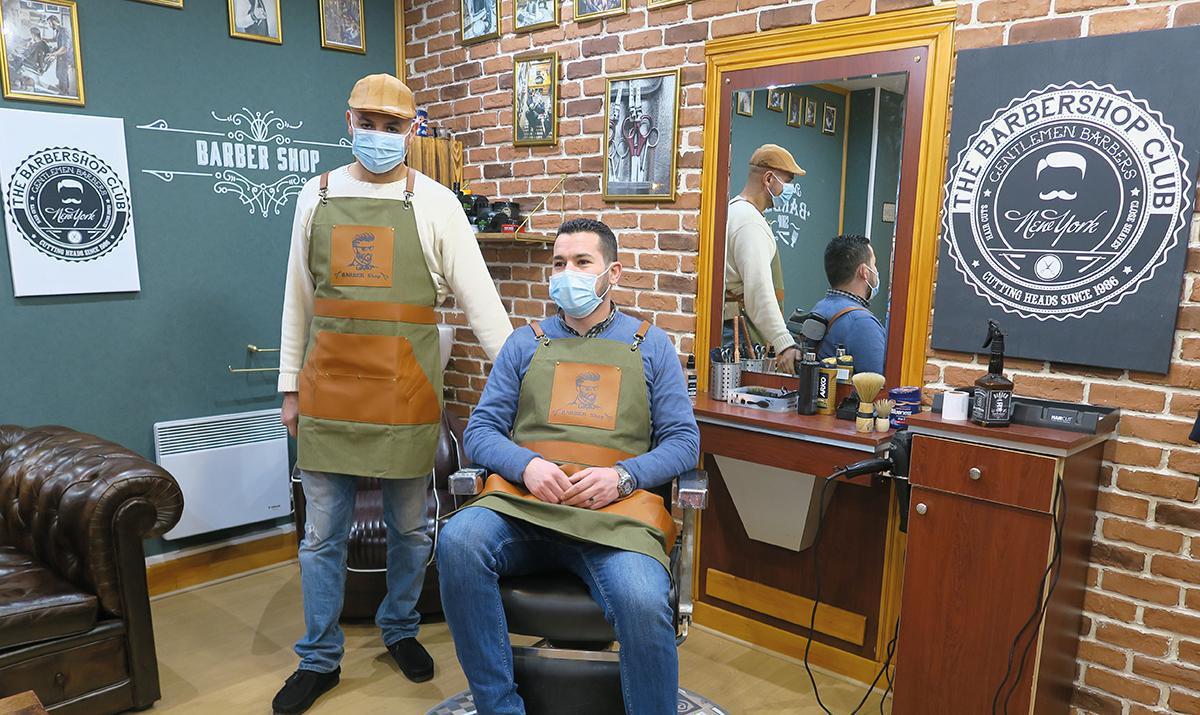 G&B BarberShop s'est installé en centre-ville de Dreux