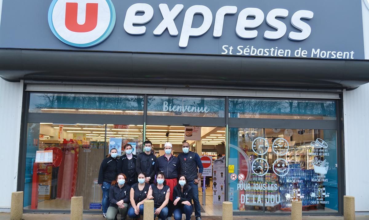 U Express, au plus proche de ses clients