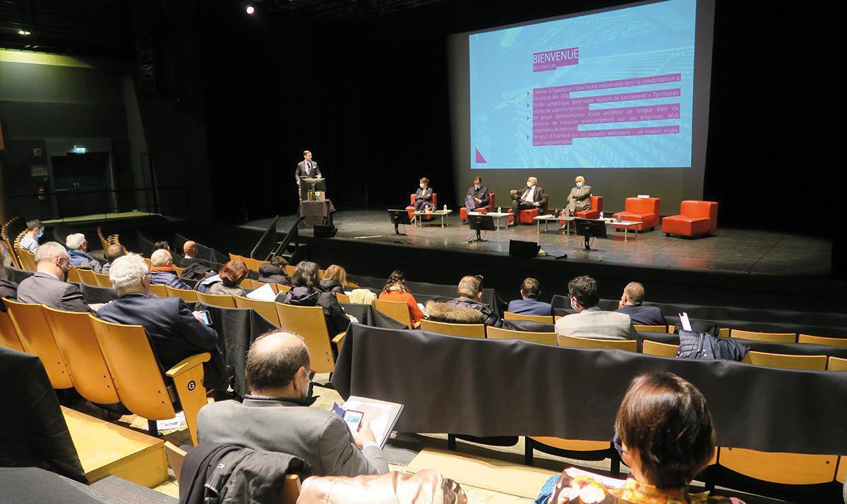 Réunion de lancement : « Territoires pilotes de sobriété foncière »