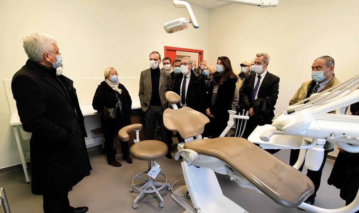 La faculté dentaire d'Évreux accueillera 10 étudiants en septembre