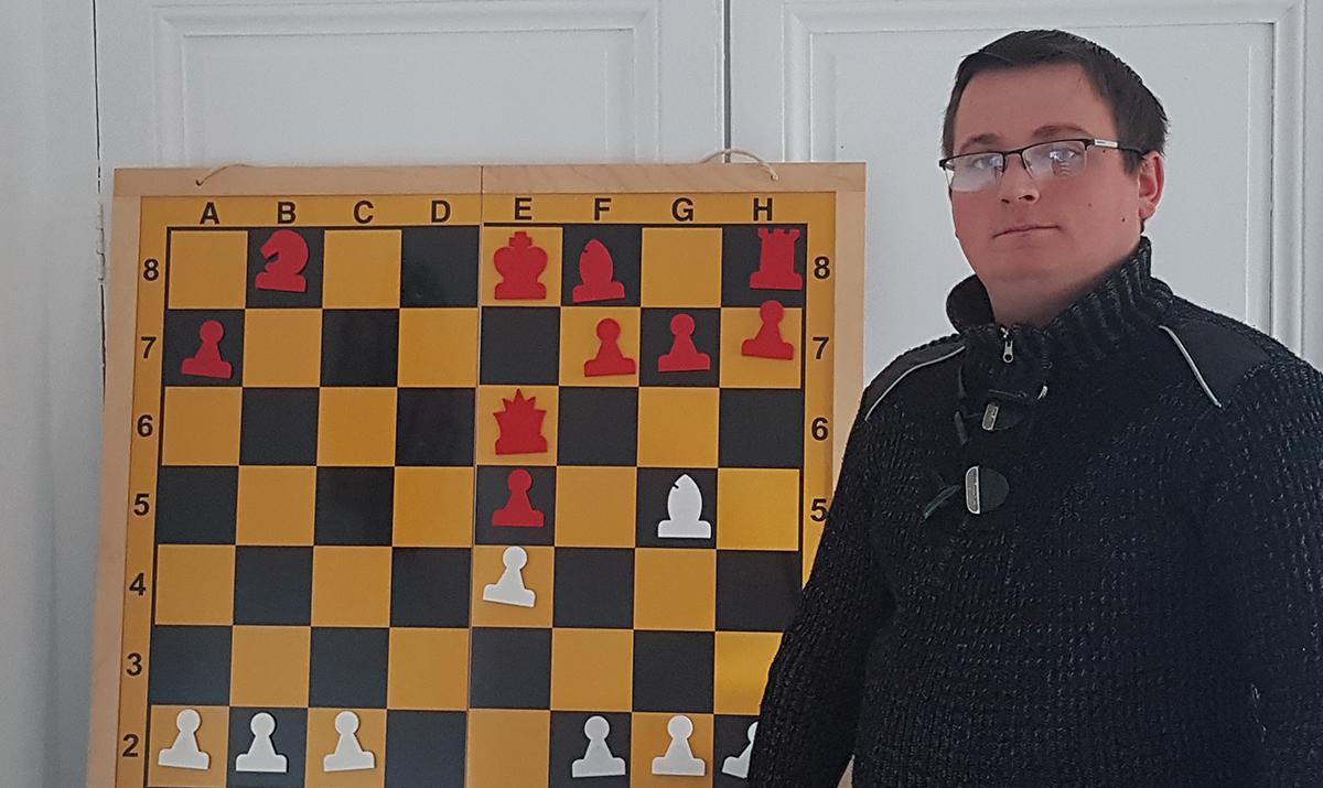 Les échecs sous les feux de la rampe grâce au « jeu de la dame »