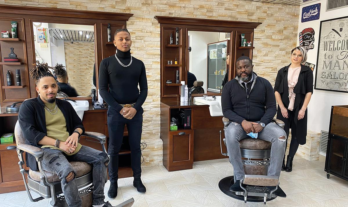 Rencontre avec Nino Figaro, nouveau salon de coiffure à Dreux