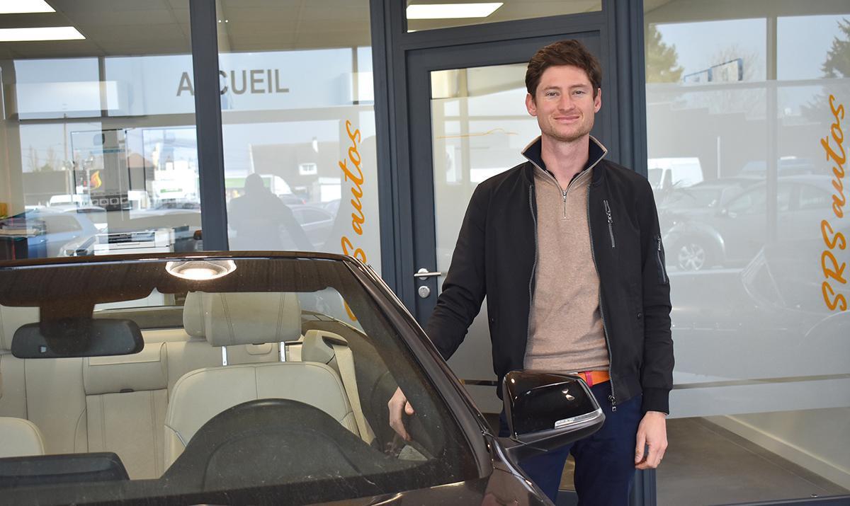 SRS Autos : spécialiste des véhicules d'occasion et 0 kilomètre