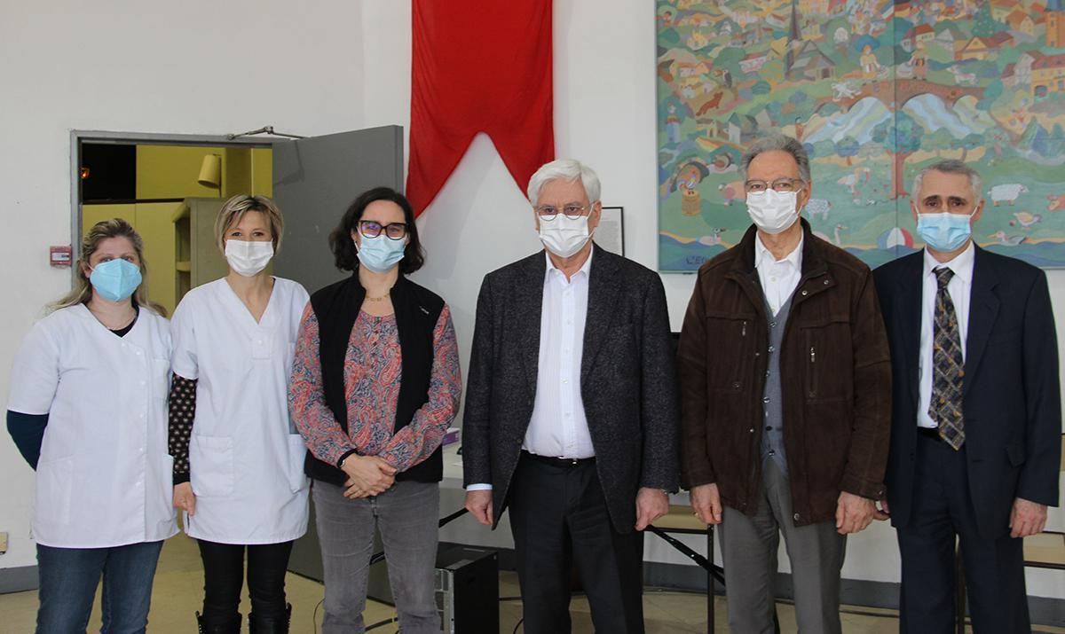 Ézy-sur-Eure : Le centre de vaccination en manque de vaccins