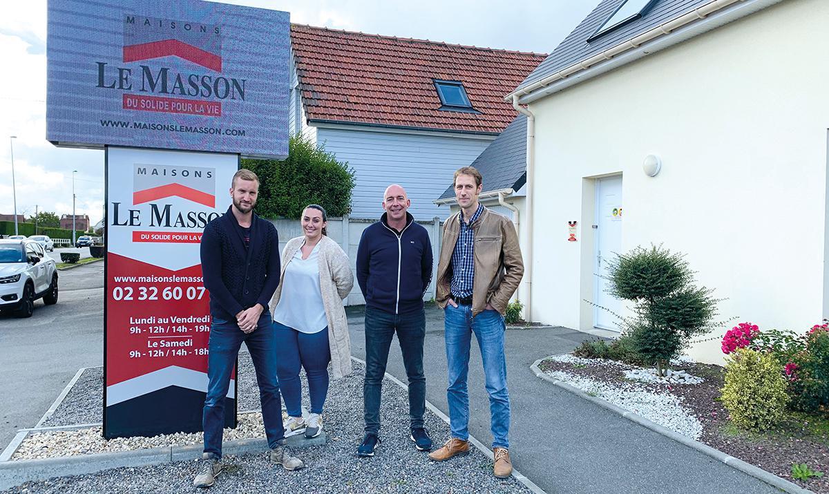 Maisons Le Masson fête ses 9 ans !