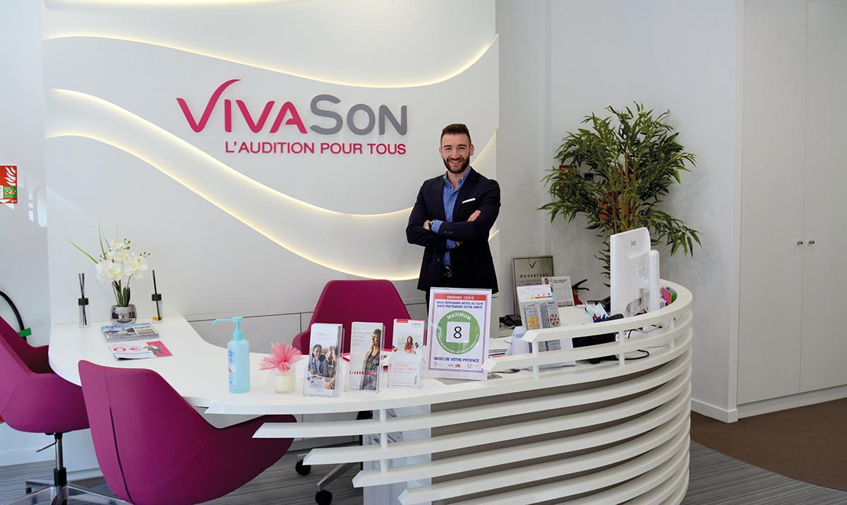 Avec VivaSon, bien entendre n'est plus une option