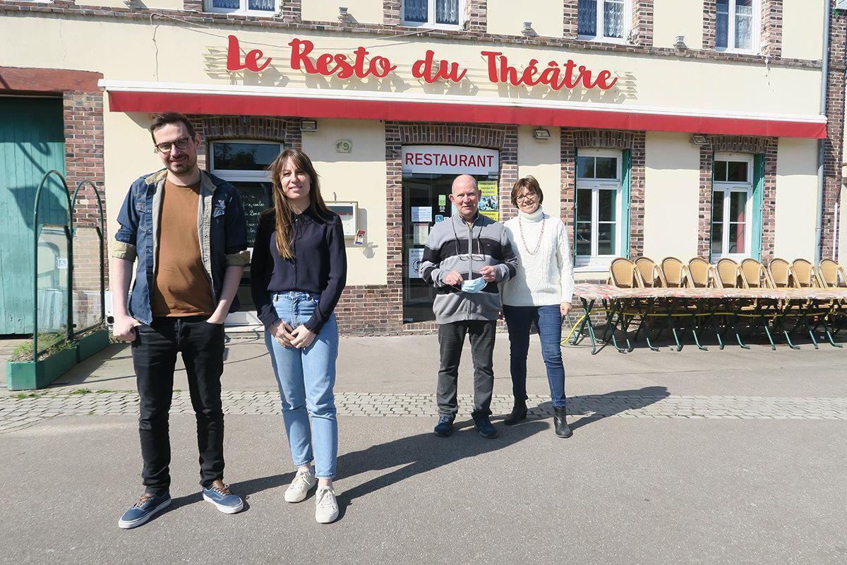 Carole et Jean-Luc Navicet tournent la page « Pizza Gogo »