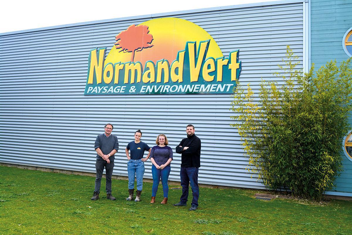 NormandVert, les professionnels du paysage