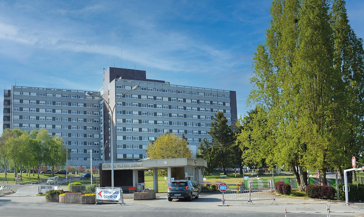 L'hôpital Victor-Jousselin sera reconstruit