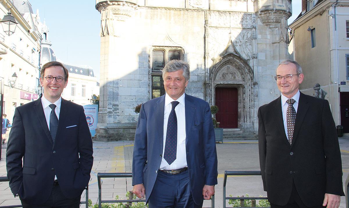Régionales : Pierre-Frédéric Billet tête de liste en Eure-et-Loir
