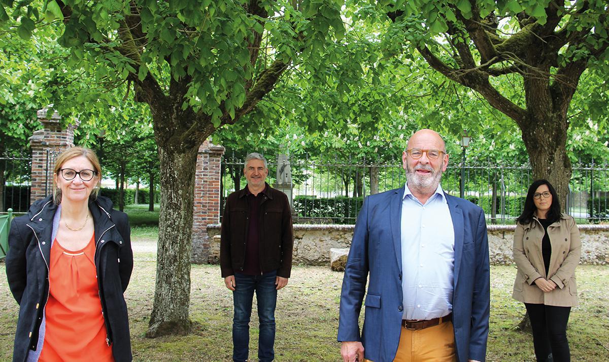 Canton de Dreux 1 : Catherine Lucas et Patrick Jouteau