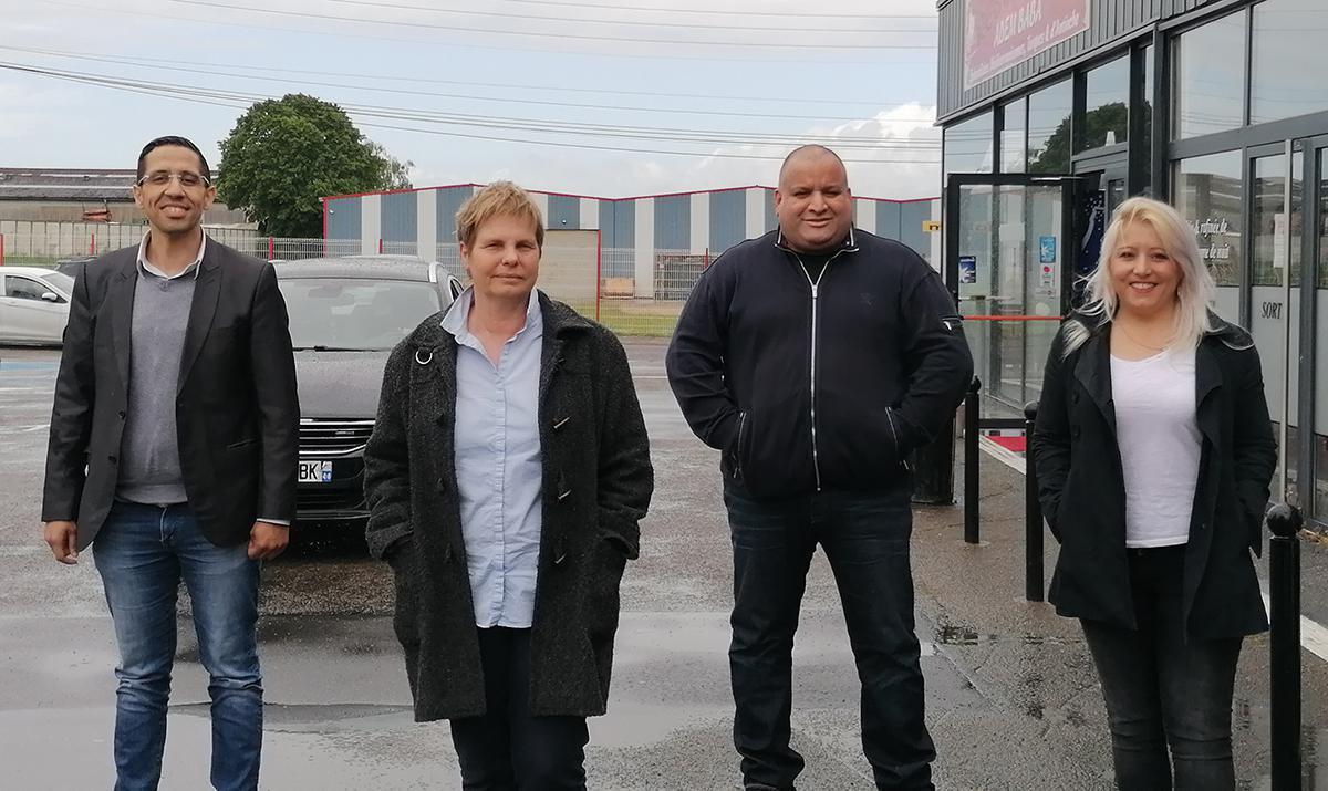 Canton de Dreux 1 : Béatrice Jaffrenou et Youssef Lamrini