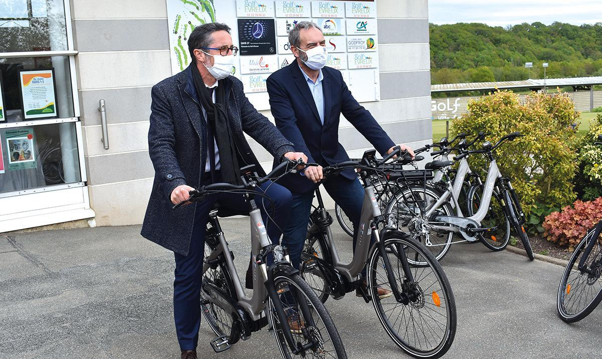 Déplacements doux : le vélo a la cote !