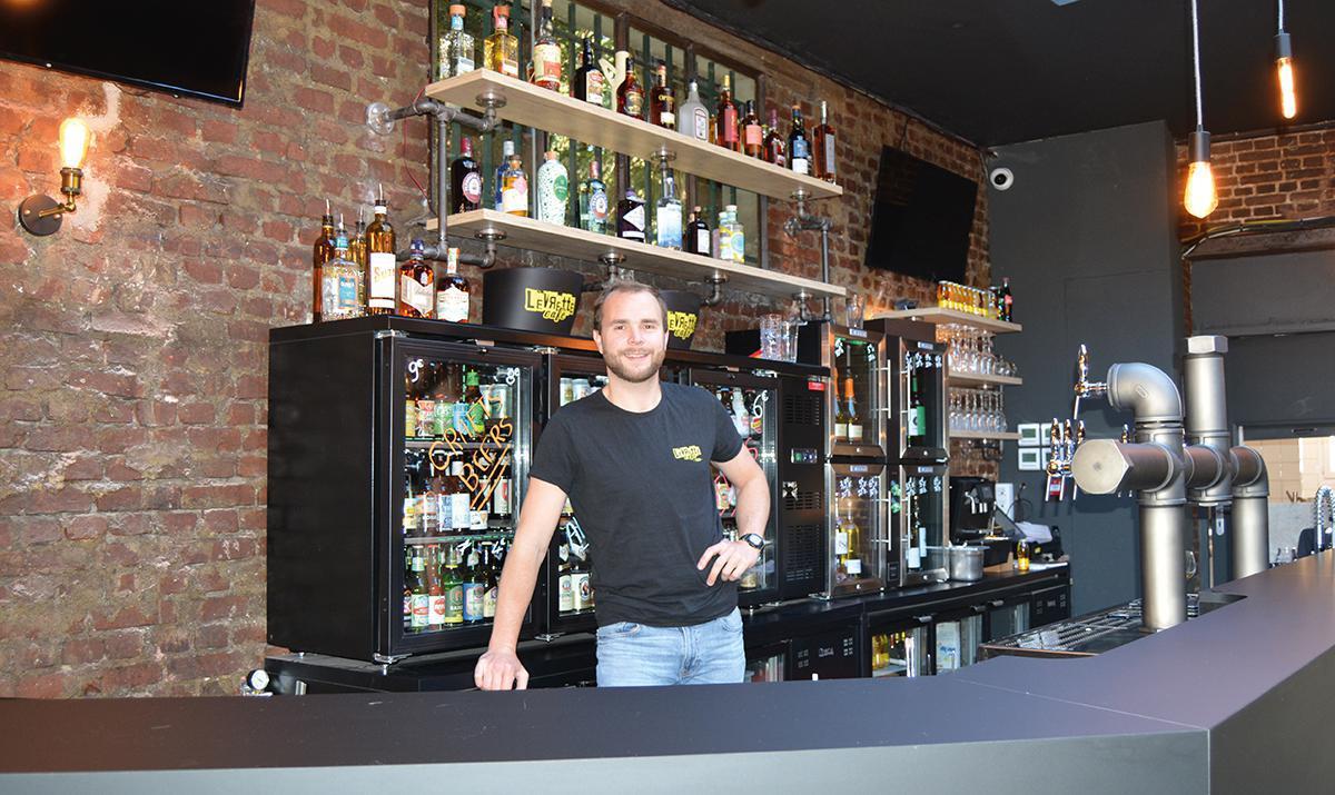 Le Levrette Café a ouvert ses portes