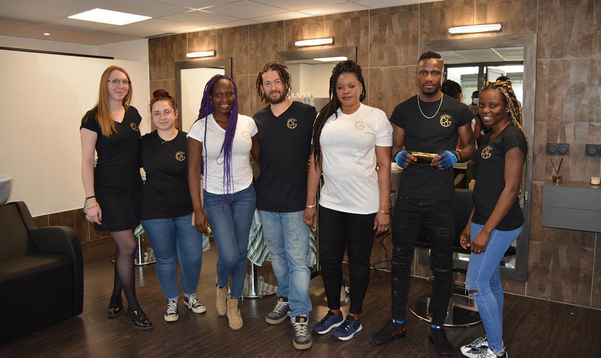 Le salon de coiffure GPH arrive sur Évreux
