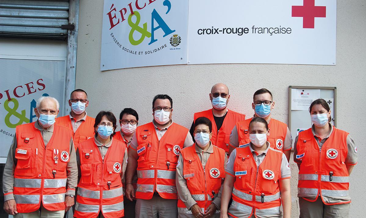 La Croix-Rouge nourrit de nouveaux projets