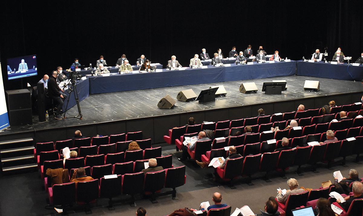 Le plein de dossiers à la séance communautaire de l'EPN