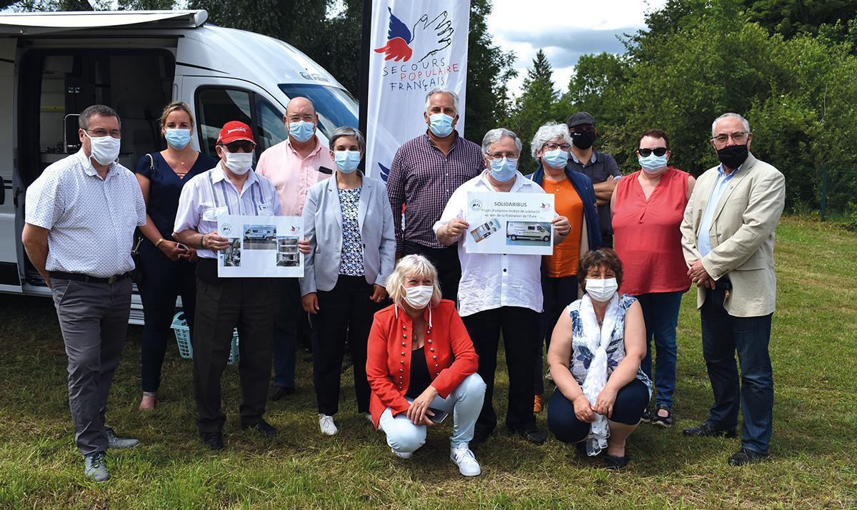 Le Solidaribus va s'occuper des « invisibles »