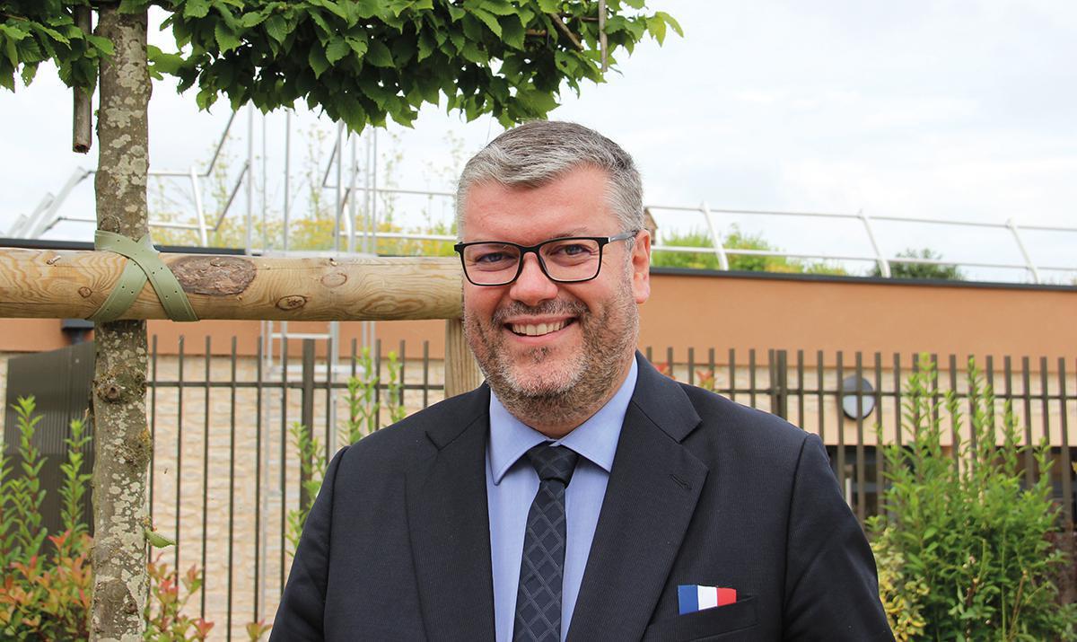 Christophe Le Dorven prend les rênes de l'Eure-et-Loir