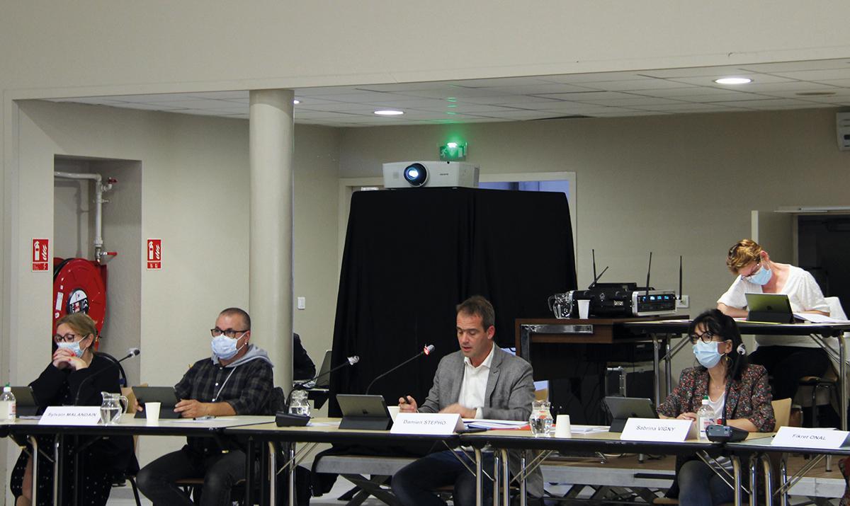 Le temps de travail en débat au conseil municipal