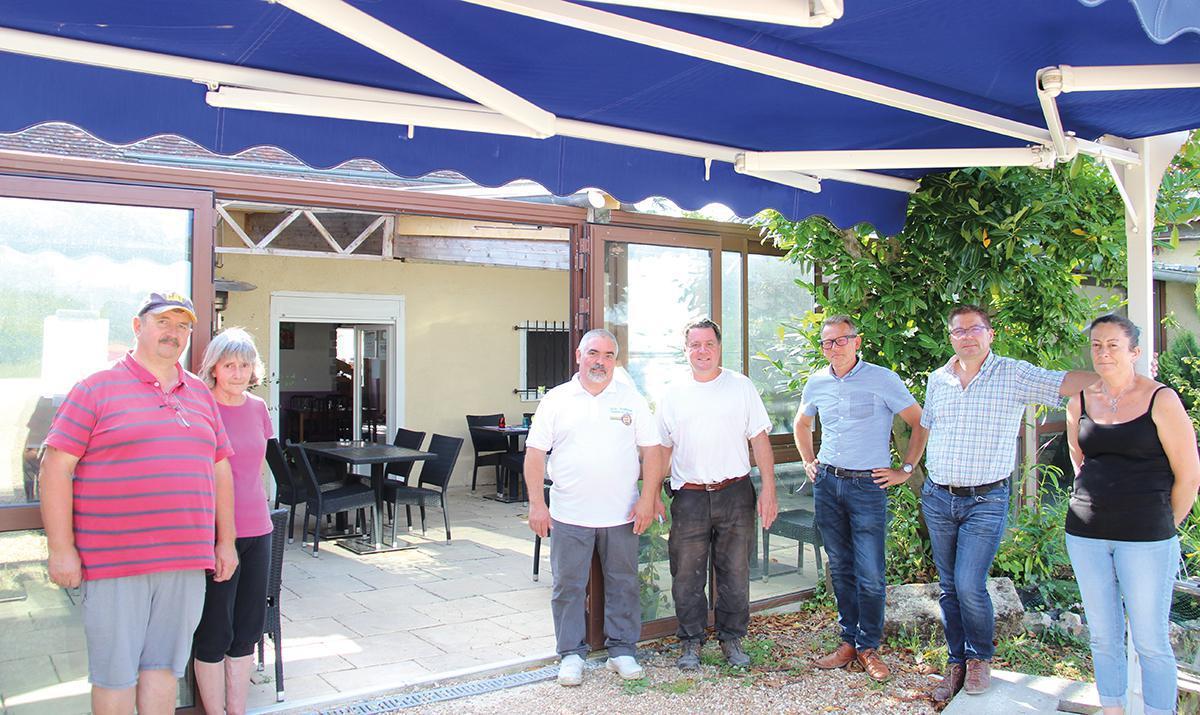 Le restaurant OG traiteur s'offre un nouveau décor