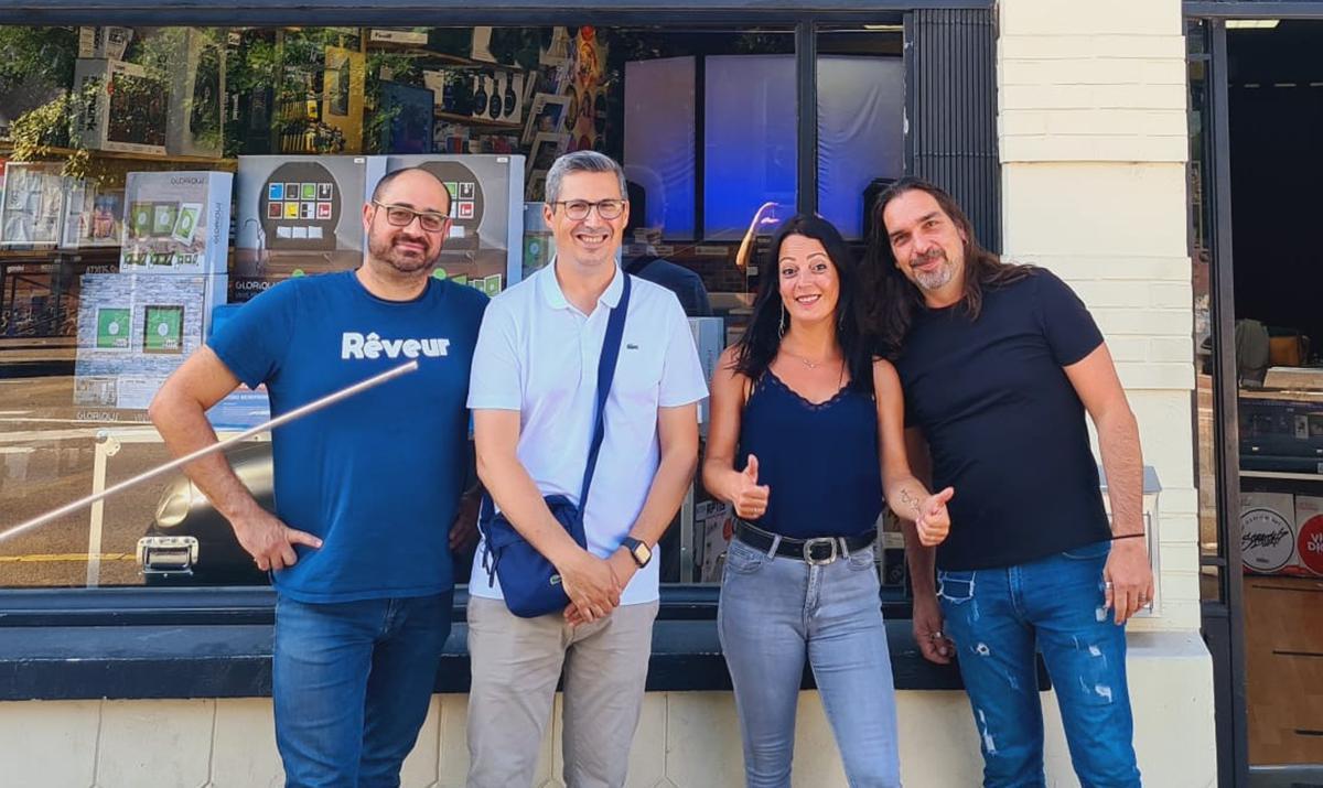 Star internationale : DJ Talamasca en concert à Évreux le 5 septembre