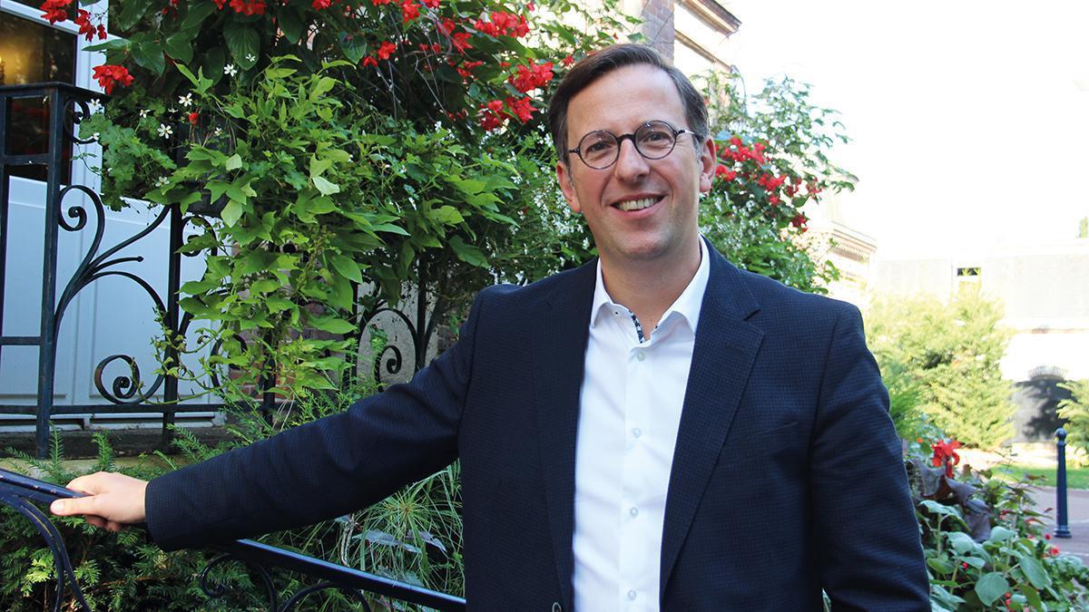 Le maire de Dreux dévoile ses priorités
